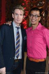 Group of Seven Fashion Designers David Dixon and Joeffer Caoc