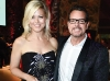 Square Off and Rags to Red Carpet TV personality Liz West with husband, Scott Tavis