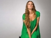 Make a momentous move by slipping into this vibrant maxi and all eyes will gaze green with envy.