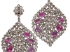 For the sophisticated woman, these Sutra earrings are the perfect accessories for a night on the town.