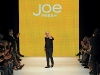 Joe Mimran and his upcoming spring 2012 collection receives a  roaring ovation at Toronto's LG Fashion Week. Photo: JC Photography & Co.