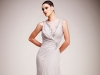 Tony Ward Gown: Tony Ward's smart and sophisticated style radiates from this elegant piece of haute couture – an ideal piece for any formal affair.
