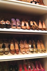Sylvia Mantella's couture shoe collection. A girl can never have too many shoes!