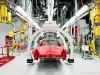 Present Day Manufacturing of the Ferrari California car
