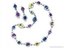 bulgari jewelry set