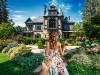 Murad visually chronicles a picturesque wine tasting and exploration of the historic Rhine House at Beringer Vineyards in Napa Valley, Calif.