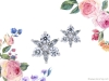 3. These sparkly treats are the Trillium Diamond studs by Penwarden Jewellery, boasting 2.46 total carat weight of round and marquise-shaped diamonds | www.penwardenjewellery.com