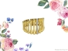 4. CHIMENTO reinterprets bamboo shape in this yellow-gold bracelet with diamonds from the Bamboo Over collection | www.finchcentrejewellers.com