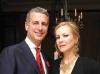 Lou Rocca, president of Halton Forming Ltd., and Marisa Rocca, owner of Sotto Sotto Ristorante, host the 10th anniversary Grand Cru Culinary Wine Festival