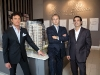 Stefano Guizzetti, Jack Scivoletto and Albert Gasparro; Grand Palace Condominiums