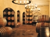 Casks of icewine ferment in a barrel cellar. (Photos Courtesy of Wine Country Ontario)