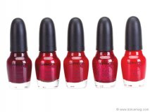 The Red Light - Full of sultry scarlet hues, this Sephora by OPI nail polish collection is named the Perfect Reds Set for a reason. www.sephora.com