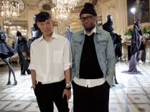 Canadian design duo Kirk Pickersgill and Stephen Wong