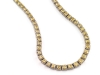 Guildhall\'s Fancy Yellow Diamond Tennis Bracelet