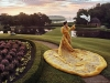 Weighing 25 kilograms, Pei's canary yellow floorlength masterpiece was worn by Rihanna for the 2015 Met Gala and took two years to make   Photos courtesy of the savannah college of art and design
