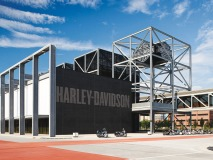 Located in Milwaukee, Wisconsin, the Harley-Davidson Museum takes guests on a ride through the past of one of the most iconic names in motorcycling.