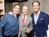 Anton Rabie, Dr. Jeremy Freeman and Ben Mulroney