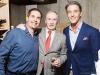 Anton Rabie, Dr. Jeremy Freeman and Ben Mulroney