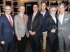 Louis de Melo, Dr. Jeremy Freeman, US Consul General Juan Alsace, Ben Mulroney, Arron Barberian and Howard Sokolowski