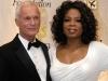 Harris Rosen being honoured by Oprah Winfrey at the Dream Academy Awards for his philanthropic Tangelo Park Program   Photo courtesy of Rosen Hotels & Resorts