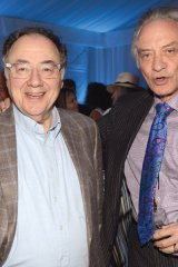 Dr. Barry Sherman and Paul Godfrey