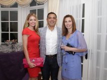 Guests at the Heart of Fashion 2014 launch party