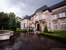 The Heart of Fashion 2014 launch party was held at the Miklas Lavish Home in Toronto