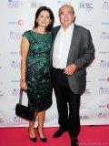 Event sponsors Antoinette Sorbara and Joseph Sorbara