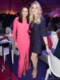 Vanessa Torokvei, member of the Heart of Fashion Advisory Council, and Holly Miklas