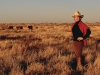 Marion on her Four Sixes Ranch in Texas | Photos Courtesy Of Sotheby's