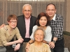 Ching-Kircher leans on her mother, the woman who taught her that anything is possible. Her children, Kristy and Ken, and husband, Dr. Peter Kircher, stay by her side.