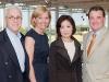 Dr. Peter Kircher, Christine Elliott, MPP for Whitby-Oshawa; Helen Ching-Kircher, and Hon. Jim Flaherty, MP.