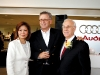 Helen Ching-Kircher, Joseph Mapa, president & CEO of Mount Sinai Hospital, and Dr. Peter Kircher.