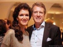 Dr. Jennifer Hibberd and Kees Van Winters