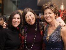 Alex Wilson, Diane Wilson and Cherry Tabb