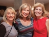 Kimberly Fawcett, para-athlete; Anne Mroczkowski, Global News anchor; Robin Turack, business development, The Herzig Eye Institute
