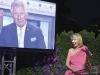 6. HRH The Prince of Wales (via video message) and the Hon. Hilary Weston | Photos by George Pimental