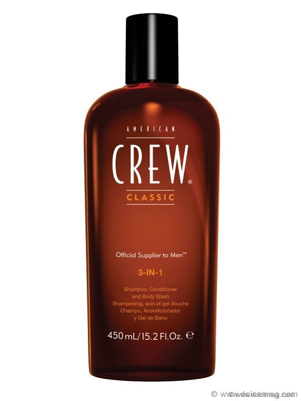 3-in-1 by American Crew