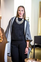 Alexandra Weston, director of brand strategy at Holt Renfrew