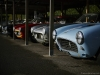 Atmosphere in the paddock at the Goodwood Revival | Photo by Rolex/Guillaume Mégevand