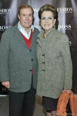 Philanthropists David Nugent and Catherine Nugent, Photos By George Pimentel/WireImage