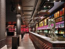 Dragonfly Nightclub in Niagara Falls received the 2007 Hospitality Design Award and the 2006 Design Exchange Award