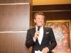 Robert Herjavec is the emcee for the ILC Foundation Garden party