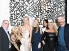 1. From left: Andrew Azoulay, Rae Scheer, Poppy Delevingne, Alexa Polachi, Natalie Geiger, Ilene Joy, Brett Miles  | Photos courtesy of Joe Schildhorn/BFA
