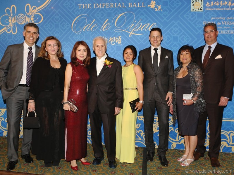 imperial-ball-2016Sergio Sosa, Michelle Zerillo-Sosa, Helen Ching-Kircher, Dr. Peter Kircher, Ferana Weissland, Daniel Weissland, Deborah Gregory and Peter Gregory