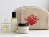 In her Spider Lily line with Crabtree & Evelyn, Hicks crafts luxurious cosmetic blends that enrich  the body and enliven the soul