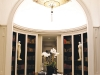 This heavenly galleria of bookcases and pristine statues showcases the endless possibilities at the Four Seasons Private Residences. (Photo courtesy of Four Seasons Hotels & Resorts)