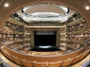A view of the stage inside the Four Seasons Centre for the Performing Arts. Photo By Richard Johnson