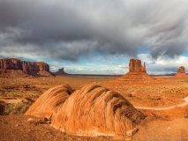Monumental Moment, Monument Valley, Arizona-Utah state line
