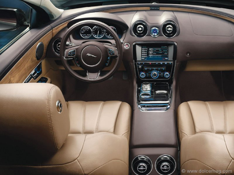 jaguar xjl review first drive 2012 2013 dolce luxury magazine. Black Bedroom Furniture Sets. Home Design Ideas